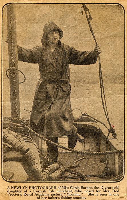 Sarah (Cissie) Barnes (1910-1979)
