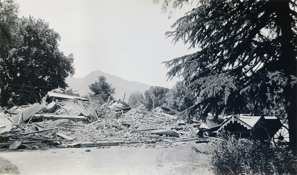 PA's Bungalow, Quetta Earthquake 1935