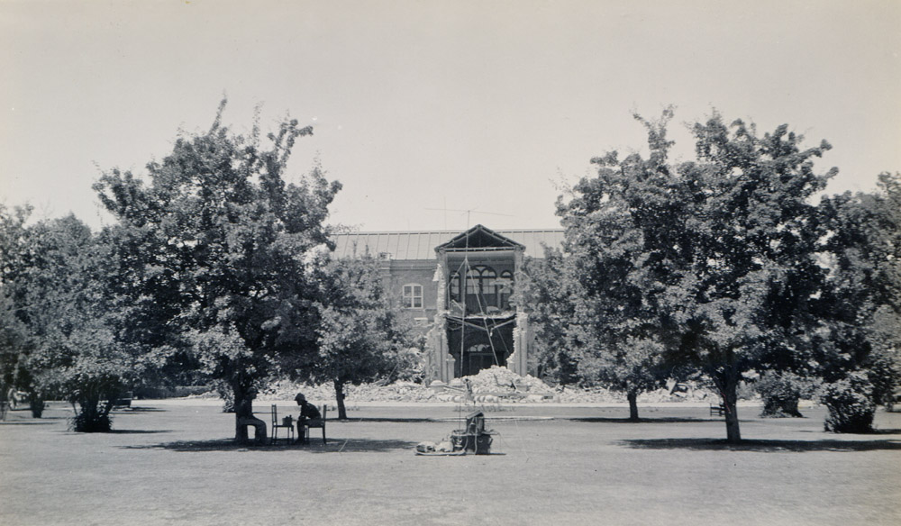 The Residency, Quetta Earthquake 1935