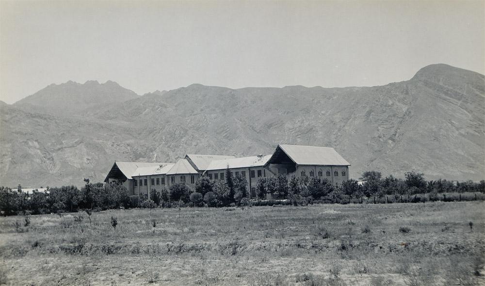 Convent, Quetta Earthquake 1935