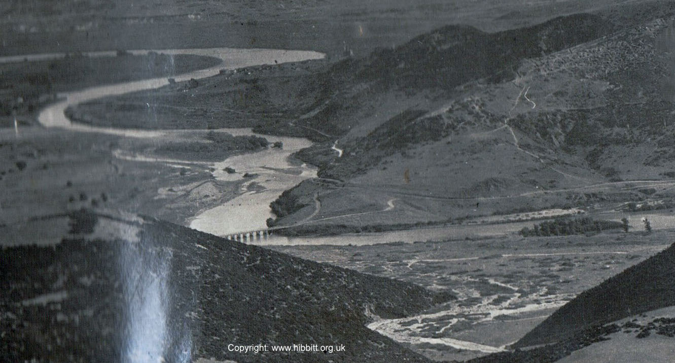 Amphipolis and the Village of Neohori in 1917