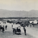 Refugees Camp on Race Course, Quetta Earthquake 1935