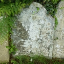 Headstone of Thomas Keigwin & his wife, Ann (nee Tregurtha)