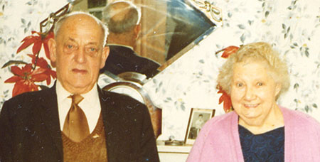 Tom & Nellie Smale