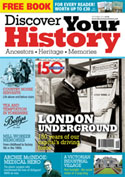 Discover Your History Magazine