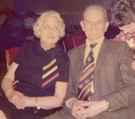 My grandparents, Phyl & Bill Geake