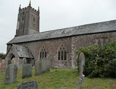 St Michael's Church, Shebbear