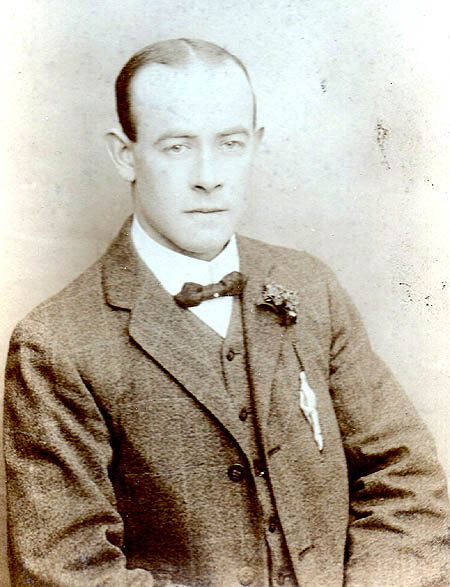 Henry James Weaver