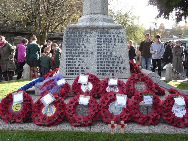 Tavistock War Memorial