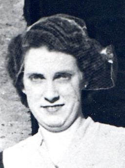 My Great-Auntie Betty Geake, nee Hutton