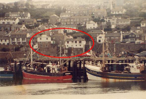 Newlyn properties owned by the Barnes family during the 20th century