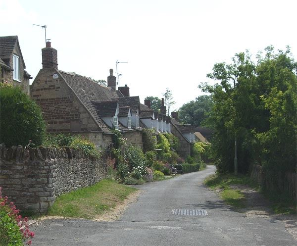 Blacksmiths Lane, Exton, Rutland