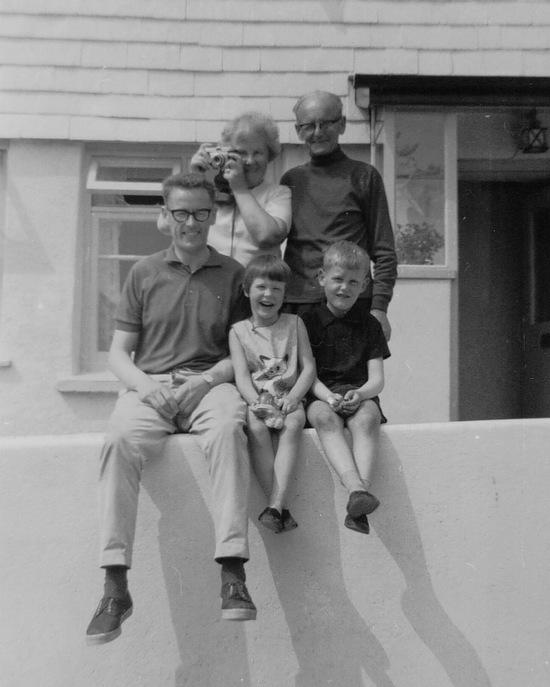 Hibbitt Family - 1968