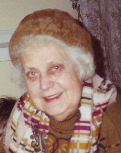 Phyllis Grace Geake, nee Weaver