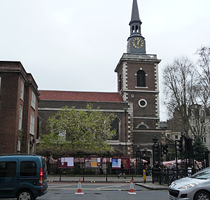 St James's Church, Piccadilly, London