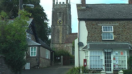 St Mary's Church, Black Torrington
