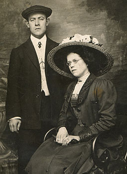 Henry J Weaver & Florence Smale