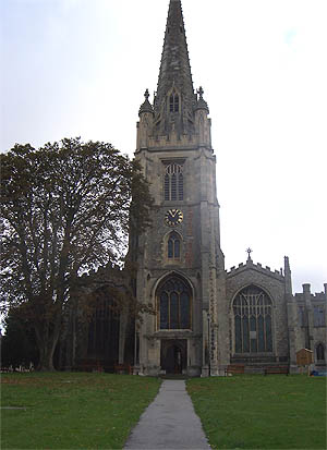 St Mary the Virgin's Church, Saffron Walden