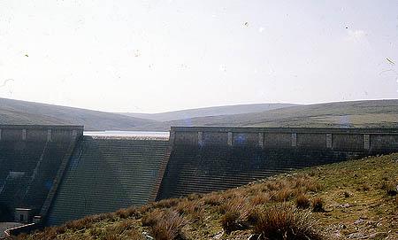Avon Dam, near Brentor, Devon