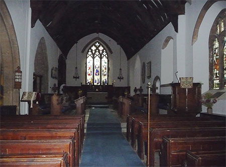 St Mary & St Peter's Church, Tidenham, Gloucestershire