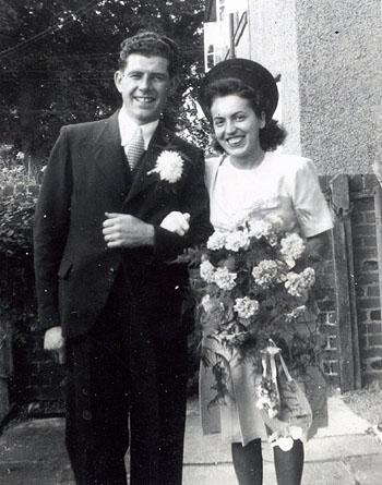 Basil Geake & Gertrude Bein
