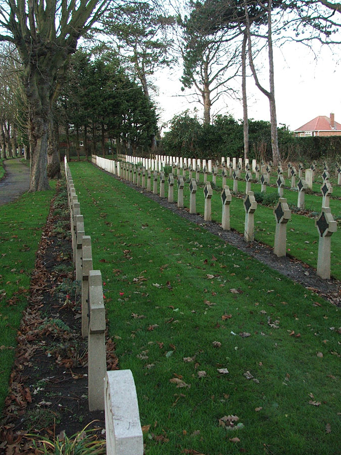 Great Yarmouth (Caister) Cemetery