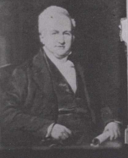 Joseph Dando (the Elder) - (abt. 1781-1860)