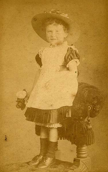 Alice Free (born 1882)