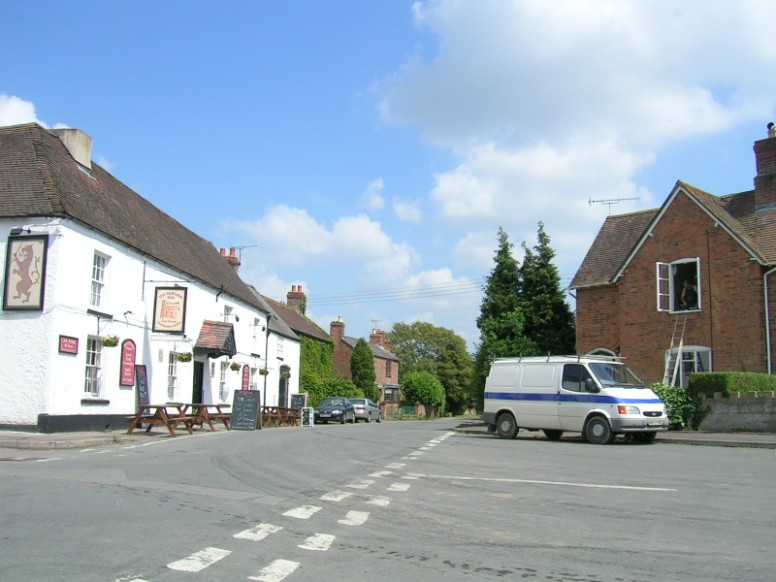 The Cross and Red Lion - Arlingham