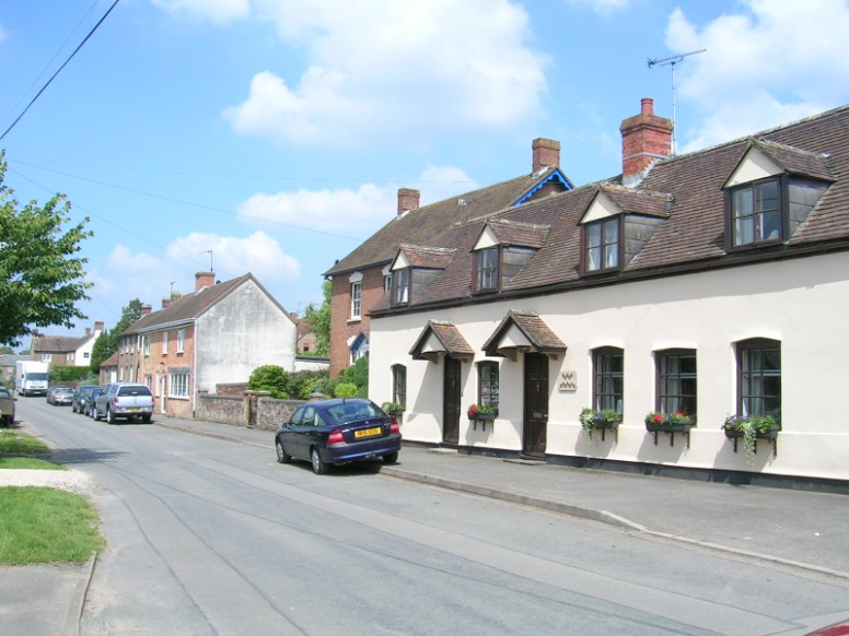 High Street, Arlingham, Gloucestershire