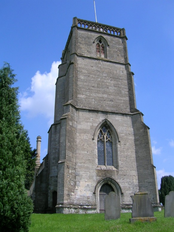 St Mary's Church, Arlingham, Gloucestershire