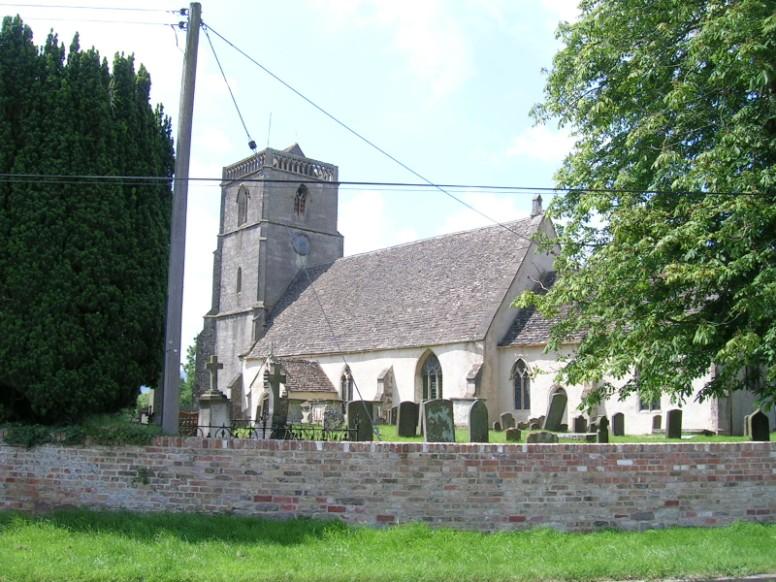 St Mary's Church, Arlingham, Gloucestershire