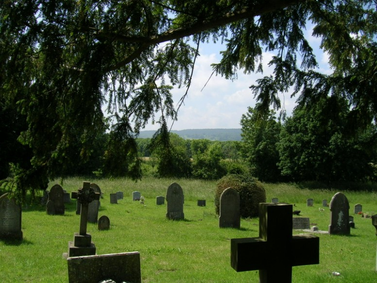 St Mary's Churchyard, Arlingham, Gloucestershire