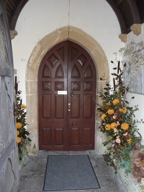 The Porch - Arlingham Parish Church