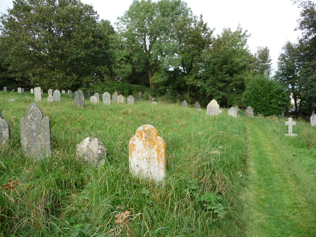 St Mary's Churchyard, Black Torrington, Devon