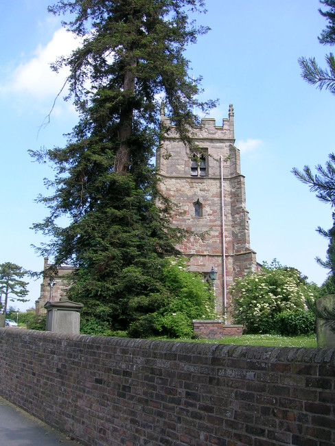 St John Baptist Church, Claines, Worcestershire