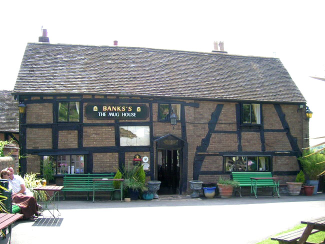 The Mug House, Claines, Worcestershire