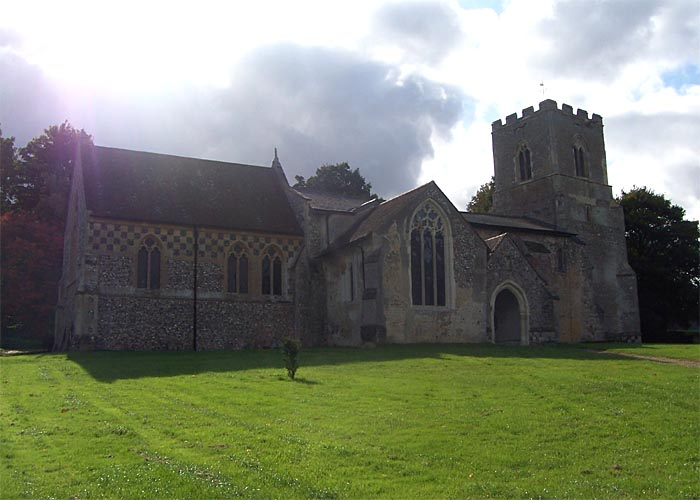 St Botolph's Church, Hadstock, Essex