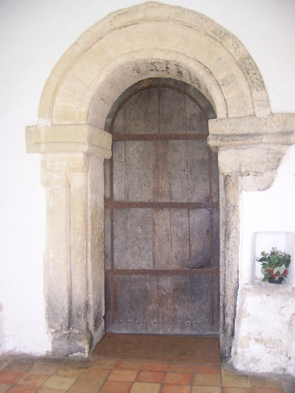 Main Door & Arch, Hadstock Parish Church
