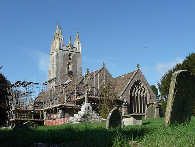 All Saints Church, Newland, Gloucestershire