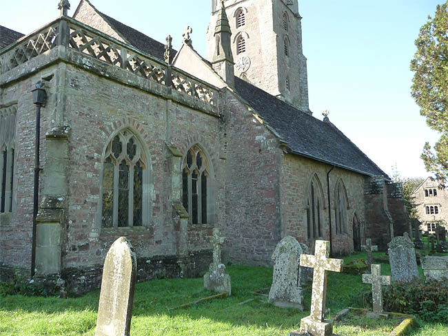 The Parish Church of Newland, Gloucestershire