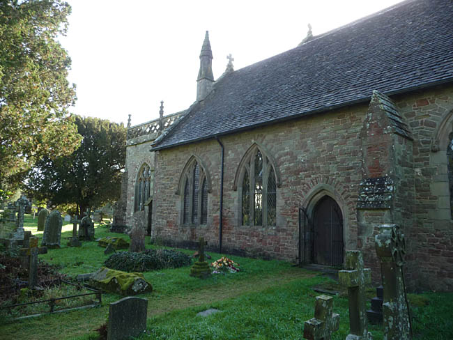 Newland Church & Churchyard, Gloucestershire