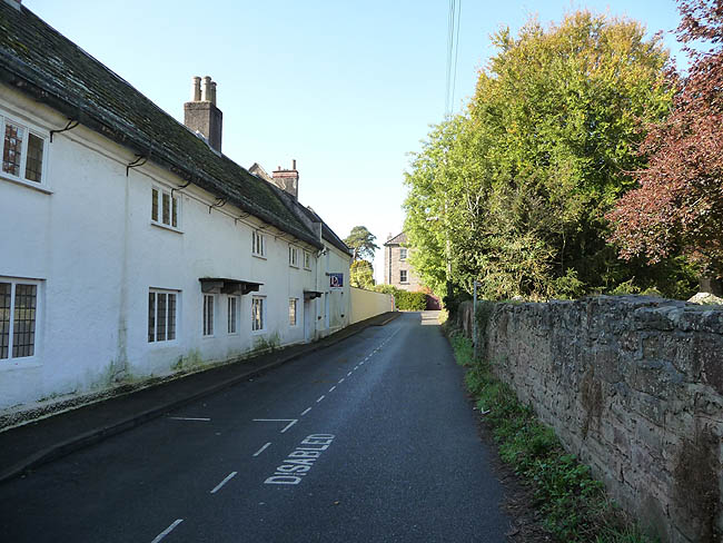 Newland Almshouses in the Forest of Dean, Gloucestershire