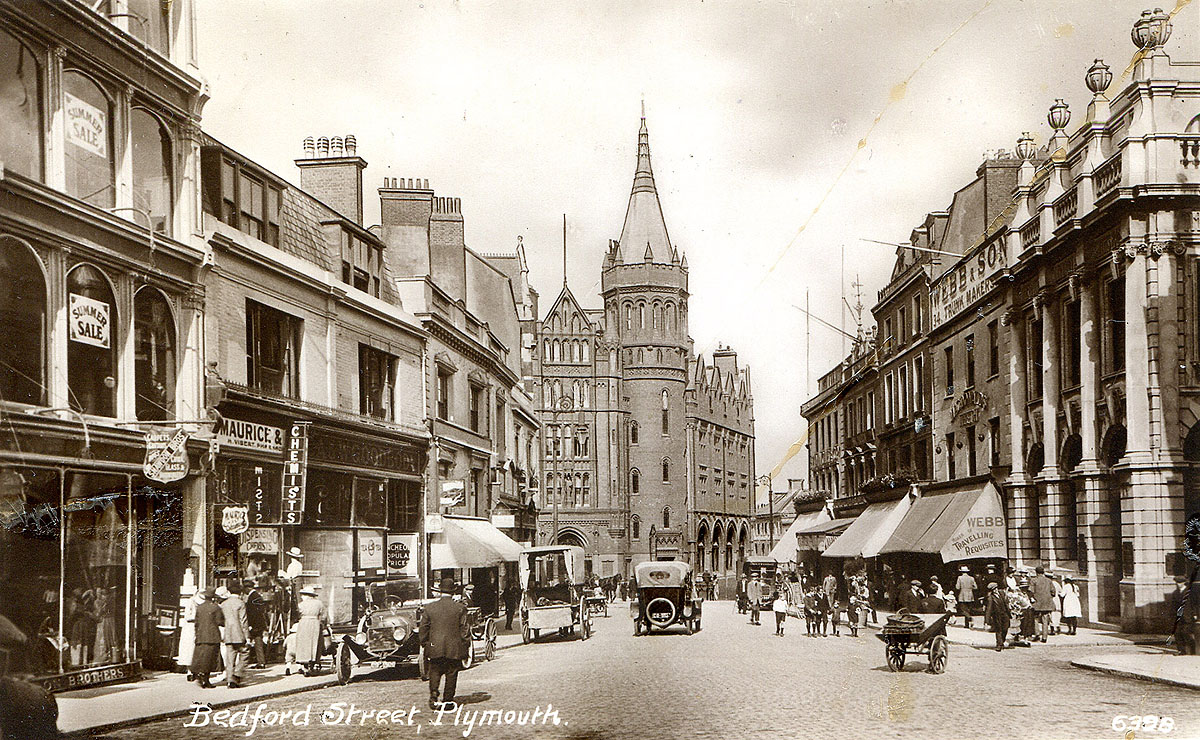 Bedford Street, Plymouth