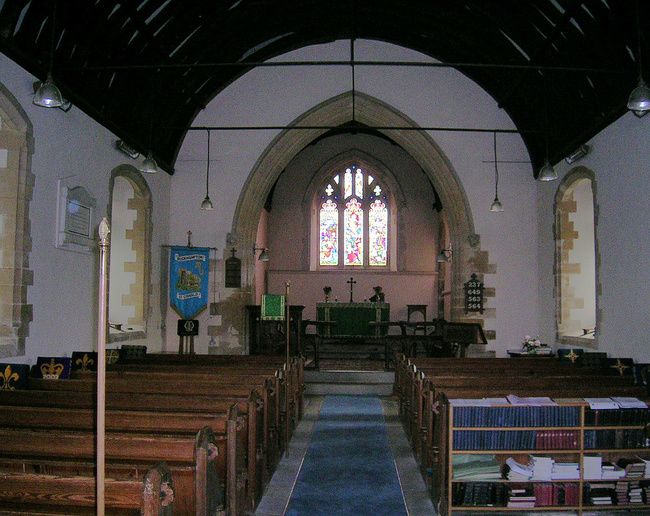 St Oswald's Church, Rockhampton, Gloucestershire
