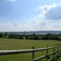 View from Overton Lane, Arlingham, Gloucestershire