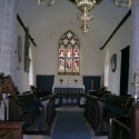 Chancel - St Mary's, Arlingham, Gloucestershire