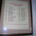 List of Vicars - Arlingham Parish Church