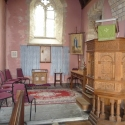 The Lady Chapel, St Mary's Church, Black Torrington, Devon
