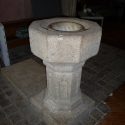 The Font, St Mary's Church, Black Torrington, Devon